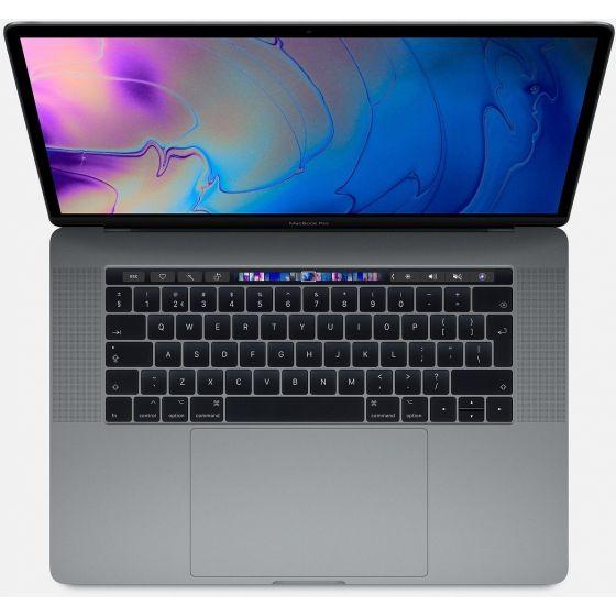 """Apple Macbook Pro 15,4"""" (2019) i9 Grijs"""