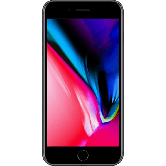 iPhone 8 Plus 256GB Zwart