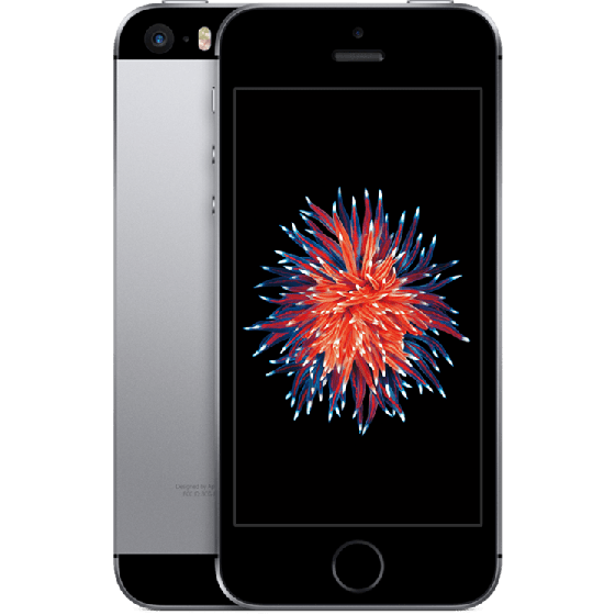 iPhone SE 128 GB Grijs
