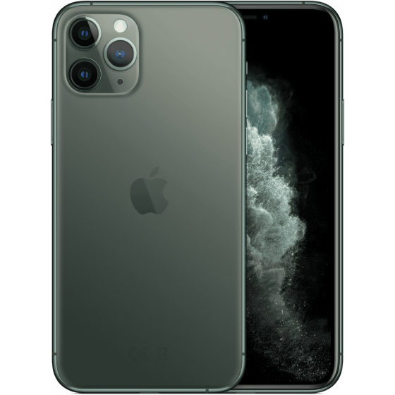 iPhone 11 Pro 256GB Middernachtgroen