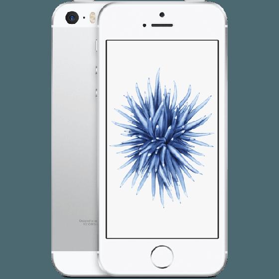 iPhone SE 16 GB Zilver