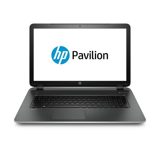 HP Pavilion 17-f050nd