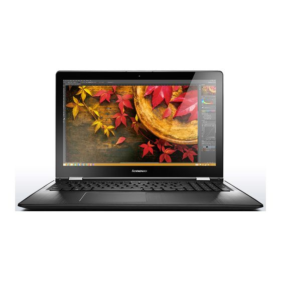 Lenovo Yoga 500 Hybride (2-in-1)