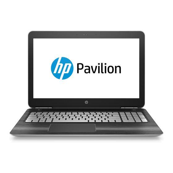 HP Pavilion 15-bc074nd