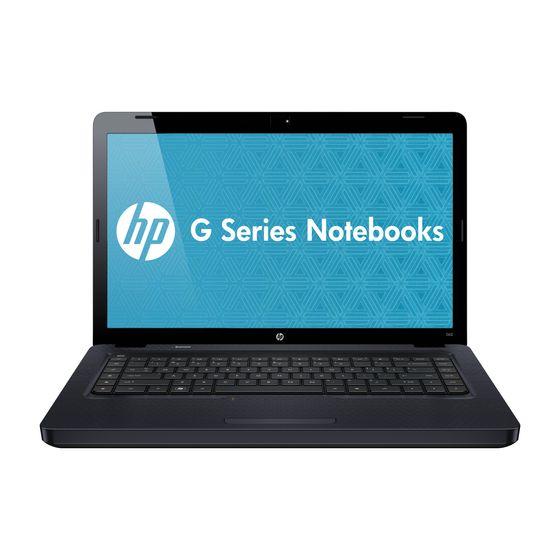 HP G62-b97ED