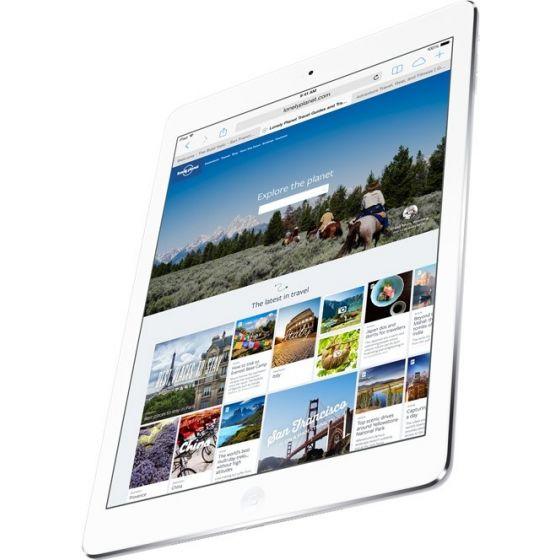 Apple iPad Air 64GB Zilver
