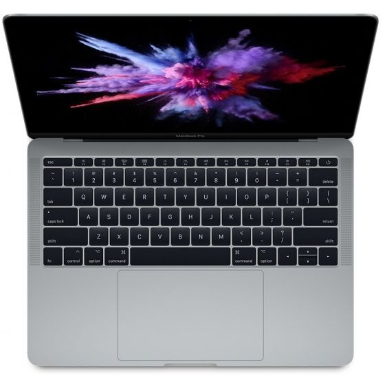"Apple Macbook Pro 13"" (2017) Grijs 16GB"