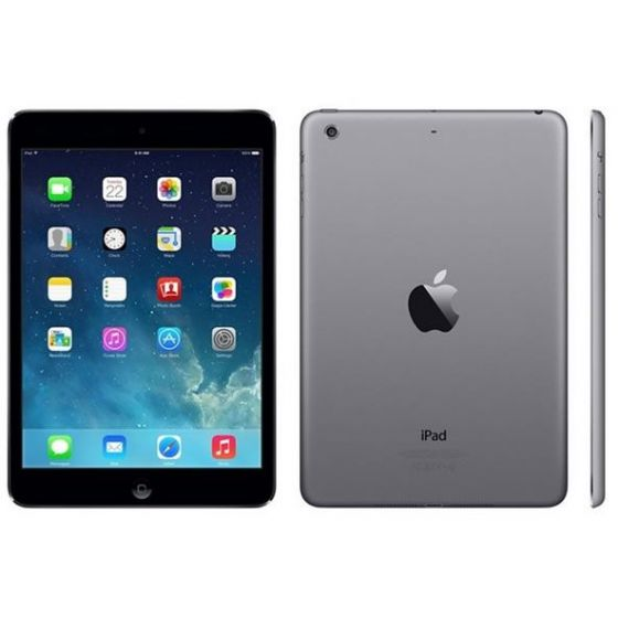 Apple iPad Air 16GB + Cellular Grijs