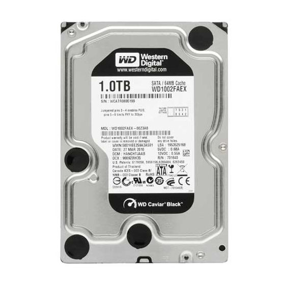 Western Digital AV 4000GB SATA III