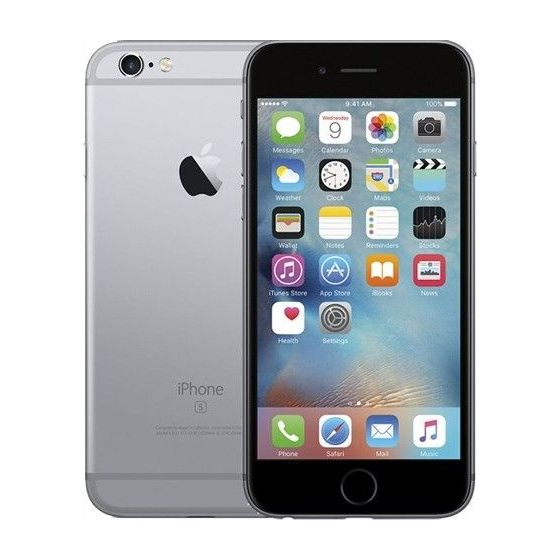 iPhone 6s 32GB 4G Space Grey