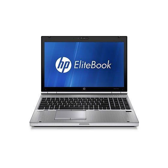 HP EliteBook 8560p 128GB SSD