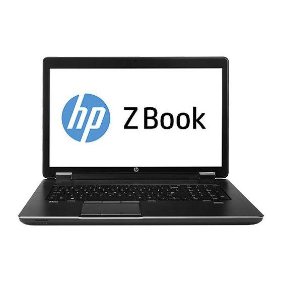 HP ZBook 17 | i5