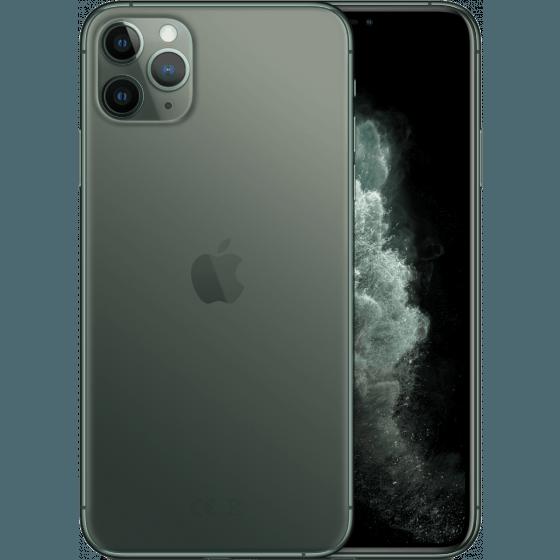 iPhone 11 Pro Max  middernacht Groen 256 GB