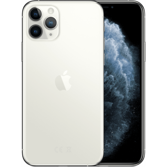 iPhone 11 Pro 64GB Zilver Wit