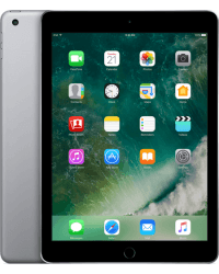 Apple iPad Wi-Fi 32GB (2017) Grijs