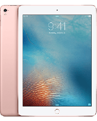 Apple iPad Pro Wi-Fi 128GB (2016) Roze