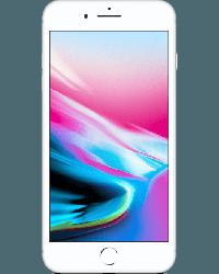 Iphone 8 plus 256 GB Zilver