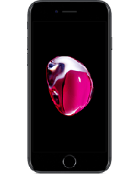 iPhone 7 128GB Zwart